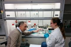 Agnes and Dr. Kadis