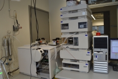 LC-MS Agilent Series 1100 LC/MSD Trap XCT