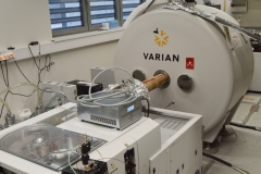 Varian FT-ICR-MS (with 7 Tesla superconducting magnet) with ESI and APCI ion sources